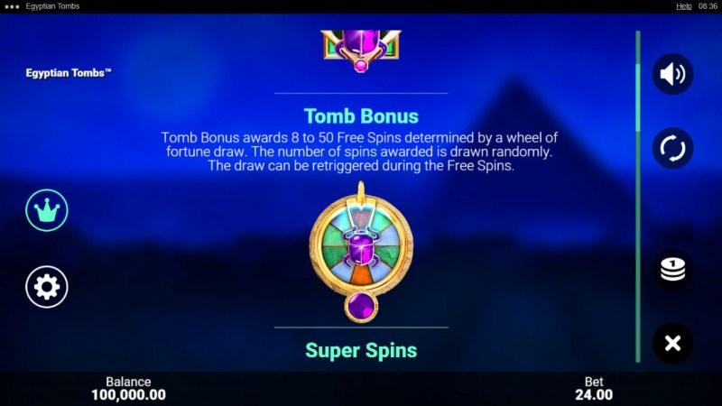 Egyptian Tombs :: Bonus Feature