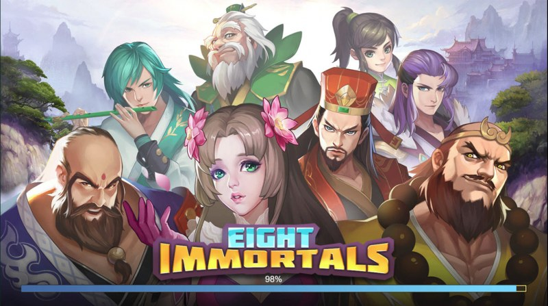 Eight Immortals :: Introduction