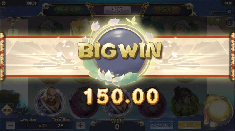 Eight Immortals :: Big Win