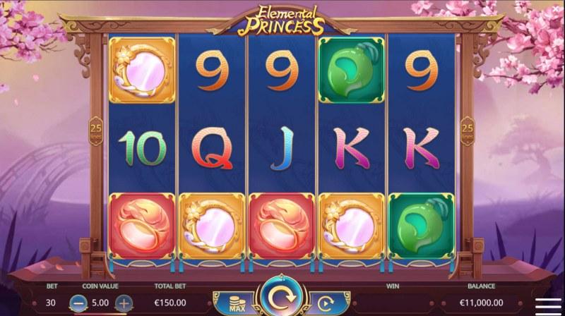 Elemental Princess :: Main Game Board