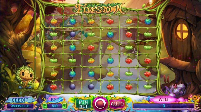Elves Town :: Main Game Board