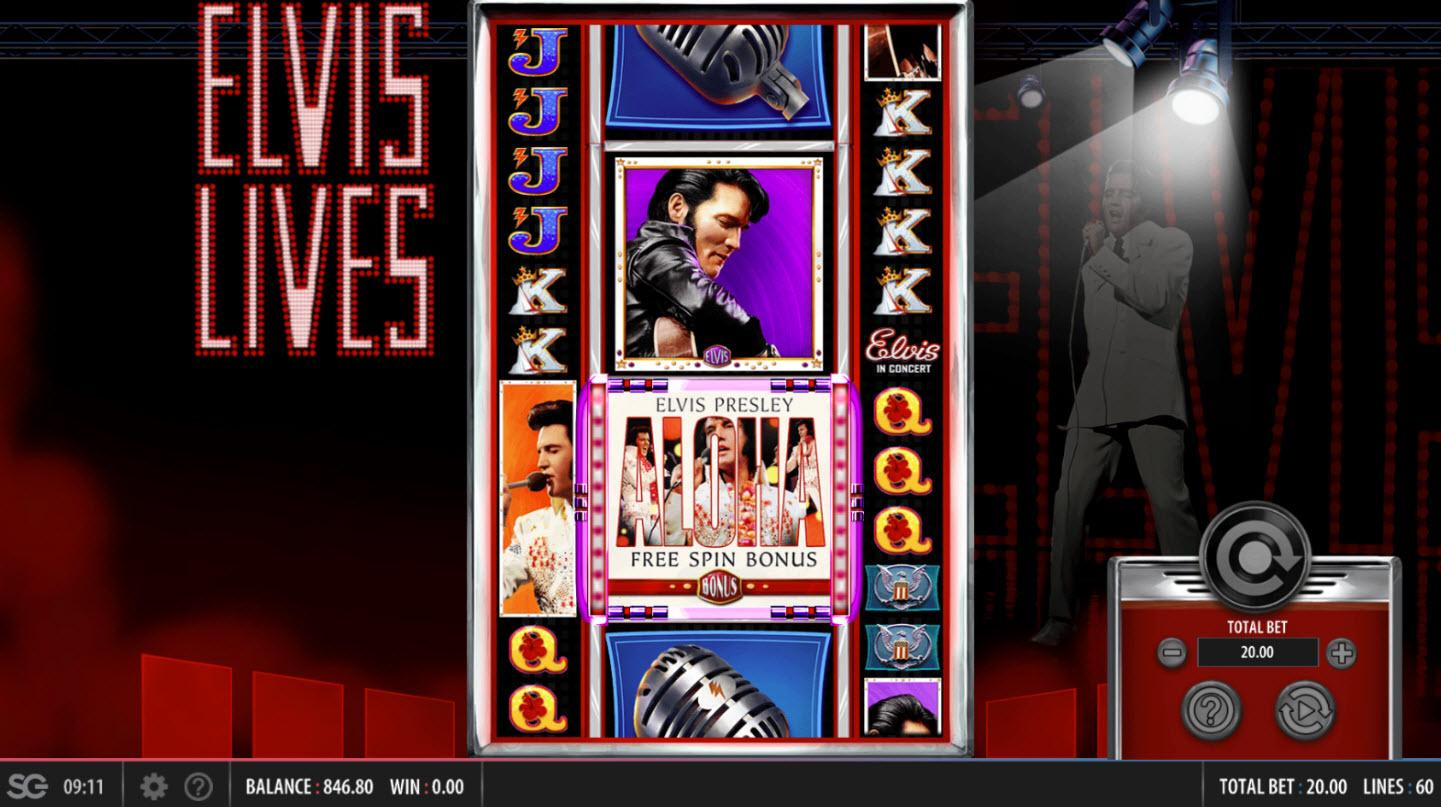 Elvis Lives ::