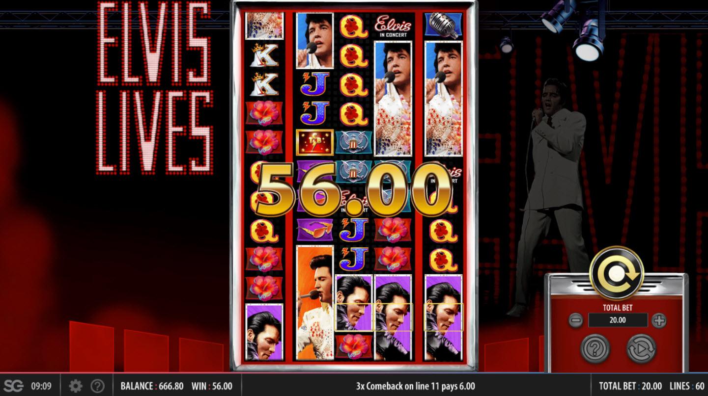 Elvis Lives :: Three of a Kind