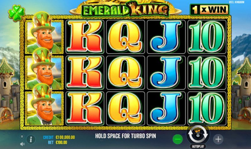 Emerald King :: Main Game Board