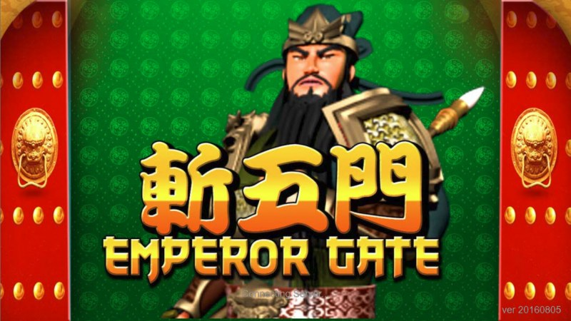 Emperor Gate :: Introduction