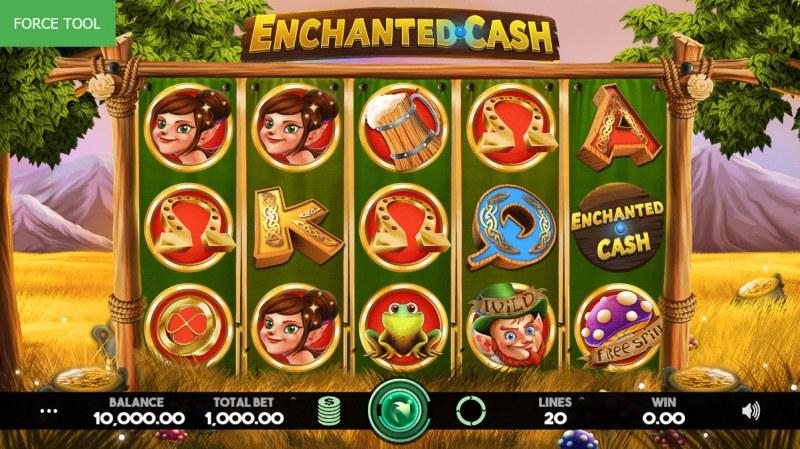 Enchanted Cash :: Main Game Board