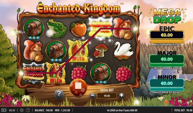 Enchanted Kingdom :: Four of a kind