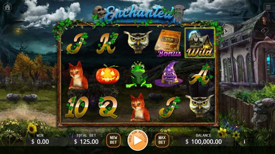 Enchanted :: Main Game Board