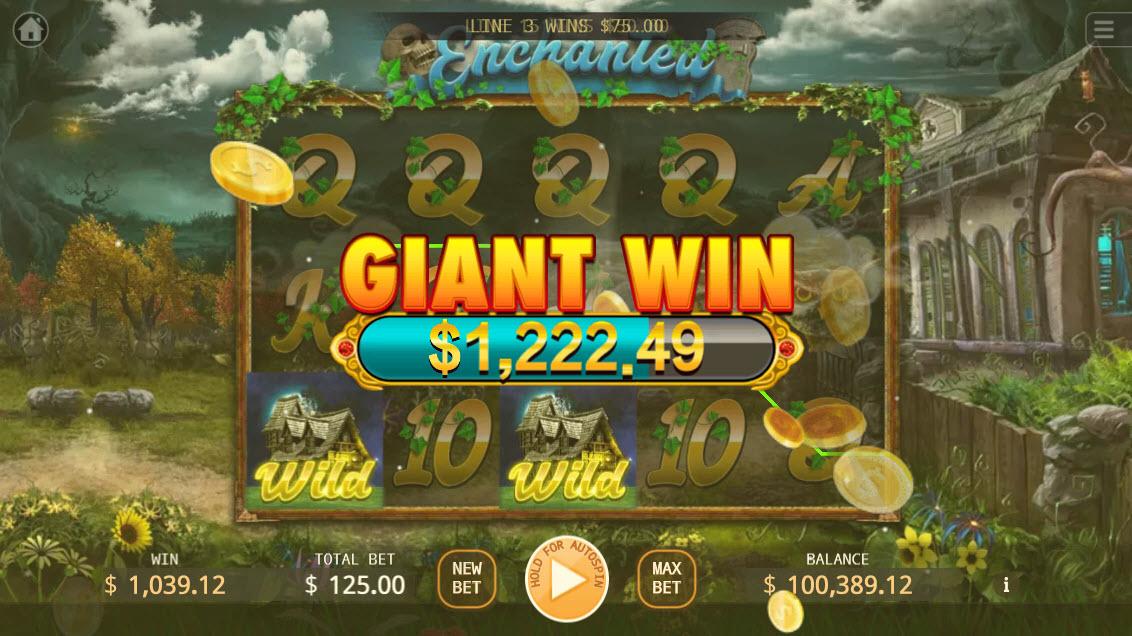 Enchanted :: Great Win