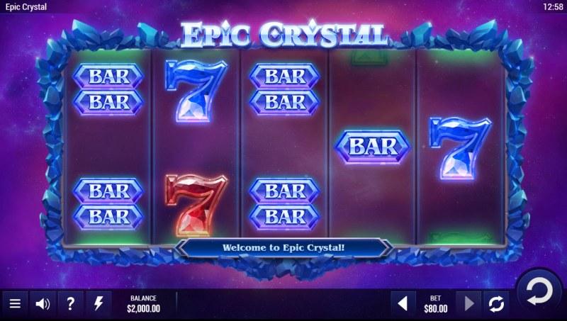 Epic Crystal :: Main Game Board