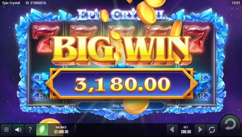Epic Crystal :: Big Win