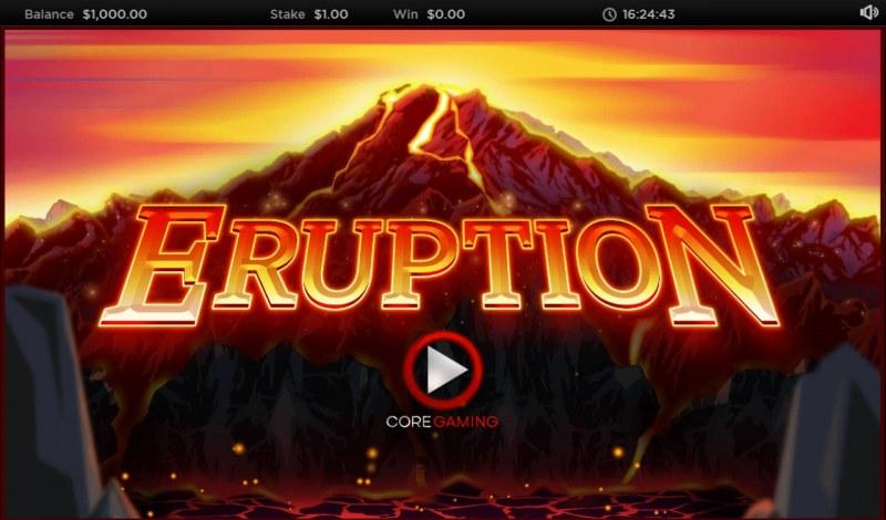 Eruption :: Introduction