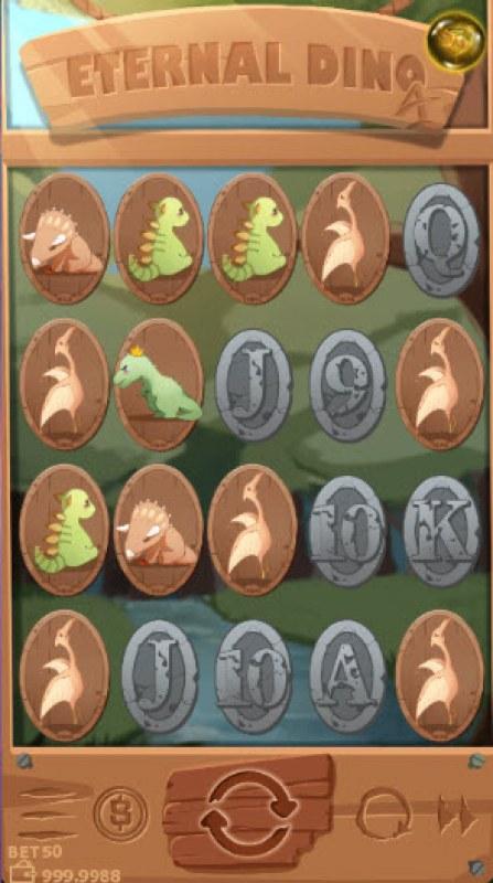 Eternal Dino :: Main Game Board