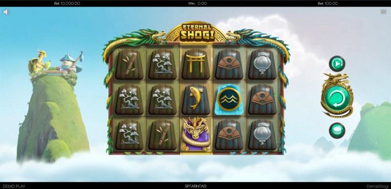 Eternal Shogi :: Main Game Board