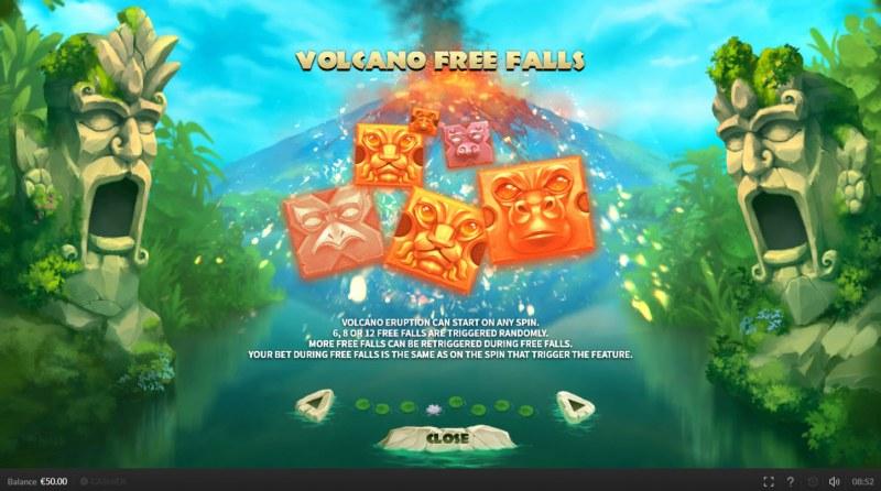 Explosion :: Volcano Free Falls