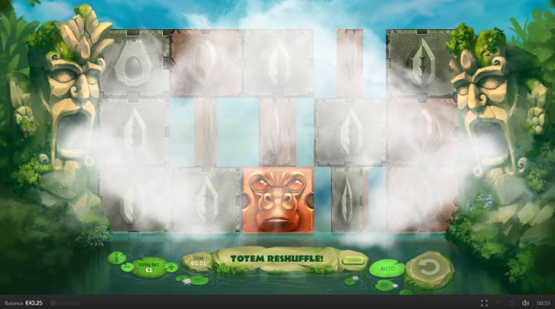 Explosion :: Totem Reshuffle triggered