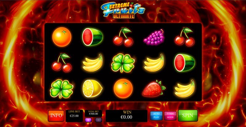 Extreme Fruits Ultimate :: Main Game Board