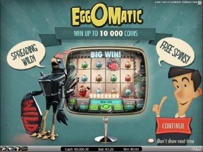 win up to 10,000 coins, speading wilds and free spins