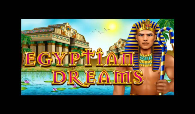Play slots at Noxwin: Noxwin featuring the Video Slots Egyptian Dreams with a maximum payout of $2,000,000
