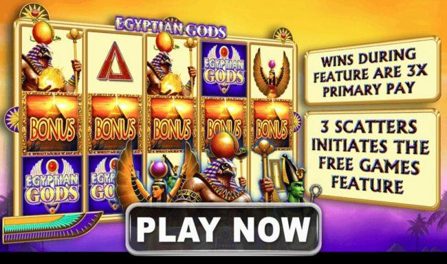 Egyptian Gods :: Introduction