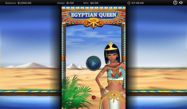 Egyptian Queen :: Introduction