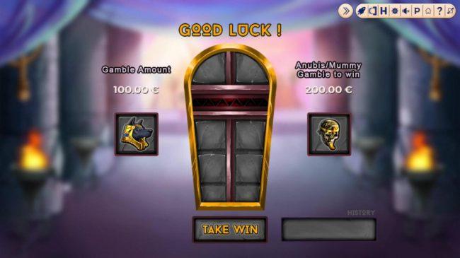Egyptian Stone :: Multiple winning paylines