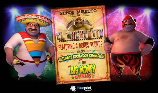 Dream Vegas featuring the Video Slots El Jackpotto with a maximum payout of $250,000