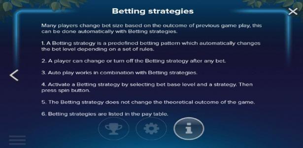 Electric SAM :: Betting Strategies - Rules
