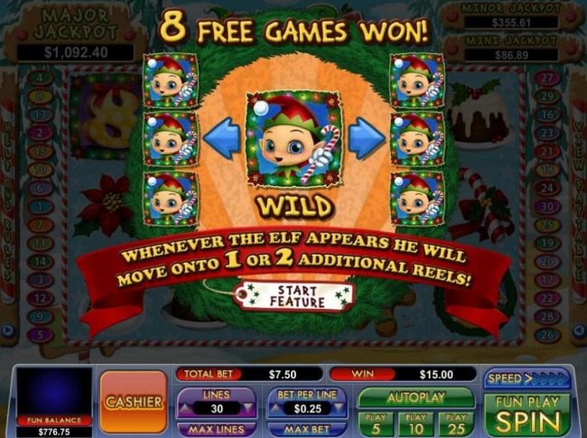 8 free games awarded