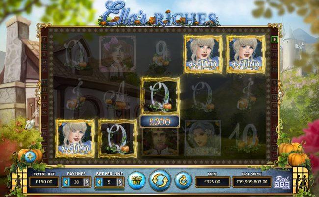 Ella's Riches :: A winning five of a kind