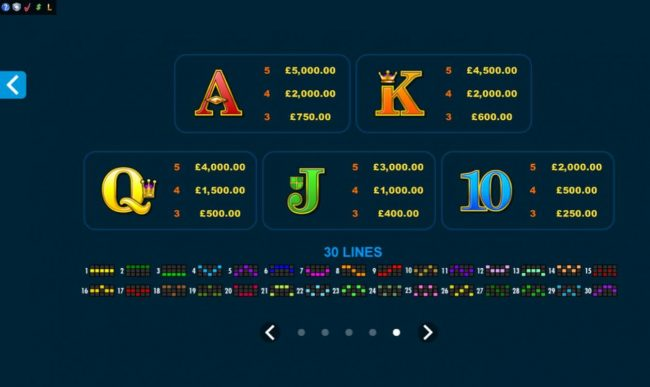 Casino Moons featuring the Video Slots Emoticoins with a maximum payout of $460,000