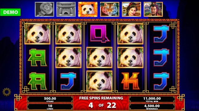 Play slots at All British: All British featuring the Video Slots Emperor's Gold with a maximum payout of $250,000