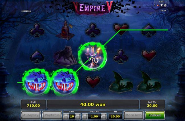 Empire V :: A winning three of a kind