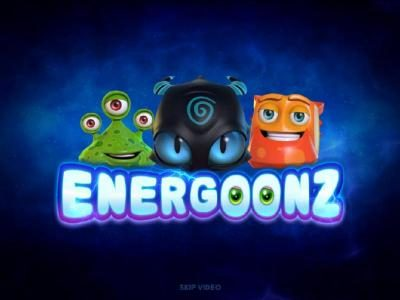 Energoonz :: Splash screen - game loading