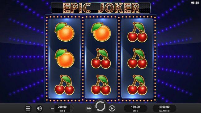 Epic Joker :: Three of a Kind