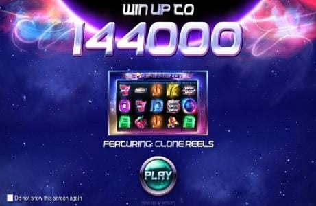Play slots at Cyber Spins: Cyber Spins featuring the Video Slots Event Horizon with a maximum payout of $180,000