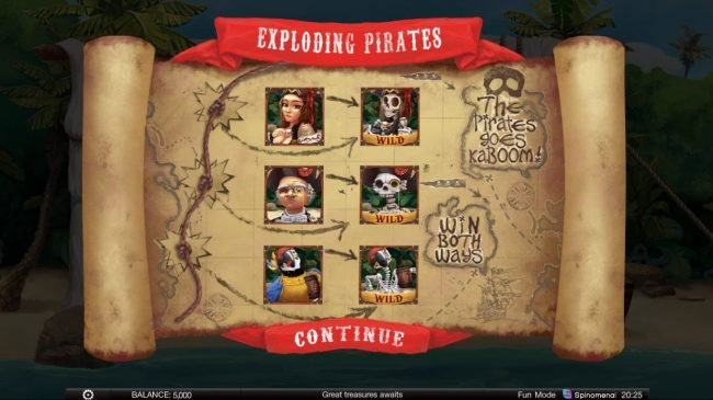 Exploding Pirates :: Introduction