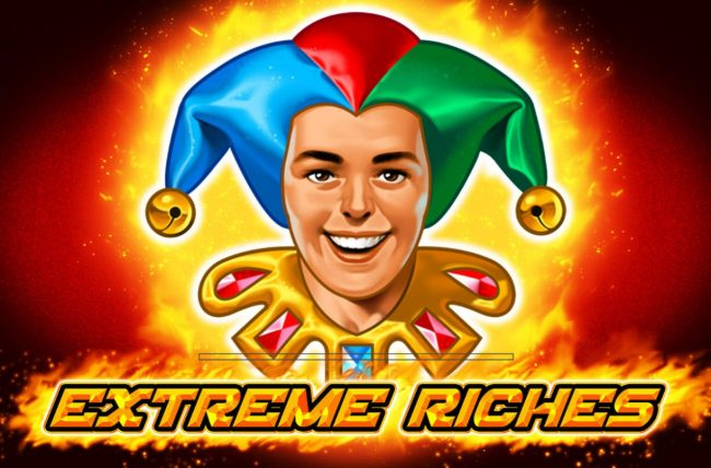 Extreme Riches :: Introduction