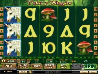Play slots at Royal Dice: Royal Dice featuring the Video Slots Fairy Magic with a maximum payout of $500,000