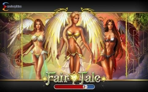 Fairy Tale :: Splash screen - game loading
