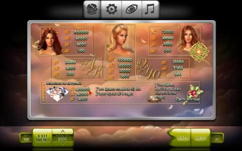 Playamo featuring the Video Slots Fairy Tale with a maximum payout of $500,000