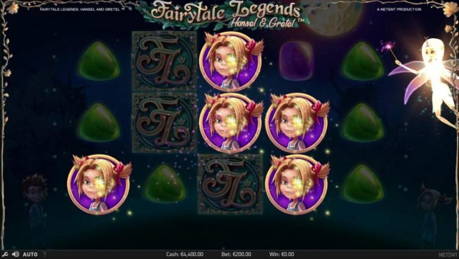 Yoyo featuring the Video Slots Fairytale Legends Hansel & Gretel with a maximum payout of $8,000