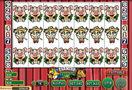 Red Stag featuring the Video Slots Farming Futures with a maximum payout of $25,000