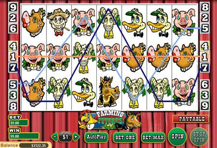 Play slots at Lincoln: Lincoln featuring the Video Slots Farming Futures with a maximum payout of $25,000