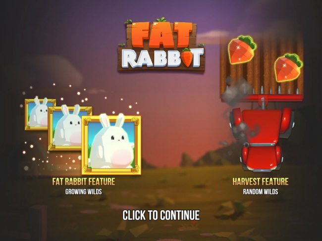 Play slots at Yoyo: Yoyo featuring the Video Slots Fat Rabbit with a maximum payout of $100,000