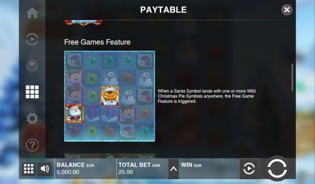 Fat Santa :: Free Game Rules