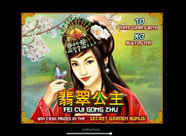 Rey8 featuring the Video Slots Fei Cui Gong Zhu with a maximum payout of Jackpot