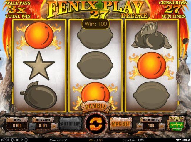 Spiele Fenix Play 27 Deluxe - Video Slots Online