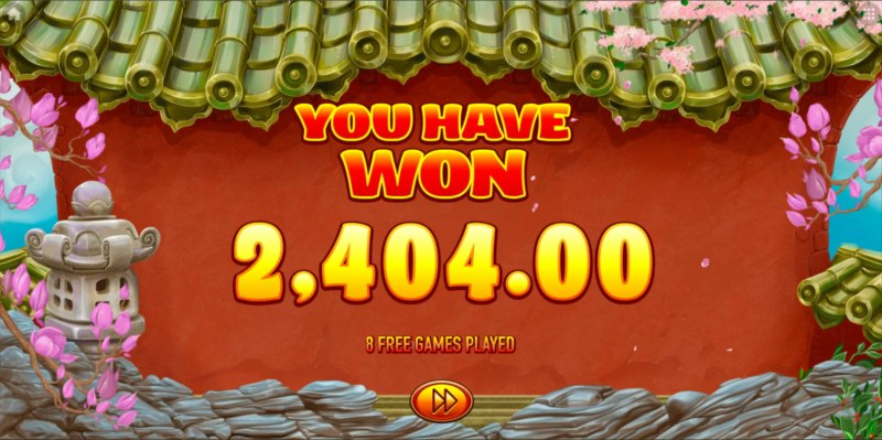 Fa Cai Shen Deluxe :: Total Free Spins Payout