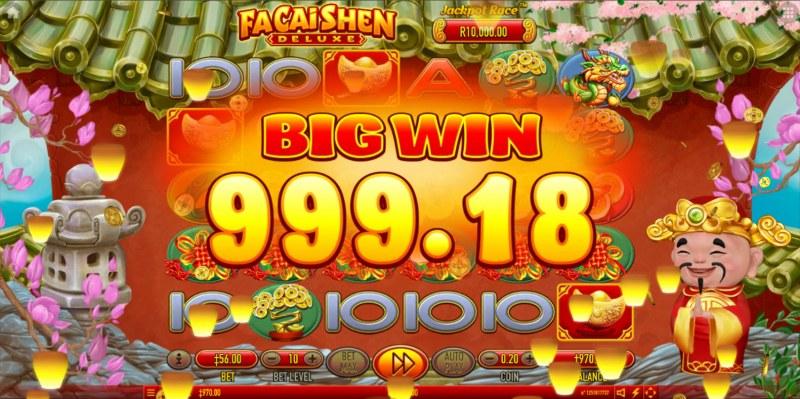 Fa Cai Shen Deluxe :: Big Win